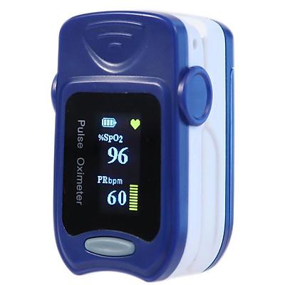 Máy Đo Nhịp Tim Và Nồng Độ Oxy Trong Máu Fingertip Pulse Oximeter iMedicare iOM-A3