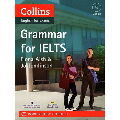 Collins Grammar For IELTS (Kèm CD Hoặc File MP3) - Tái Bản