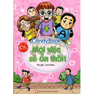 Candy Book - Mọi Việc Sẽ Ổn Thôi