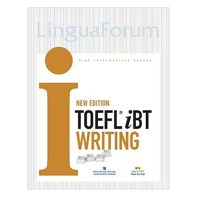 Toefl iBT I Writing New Edition (Kèm CD)