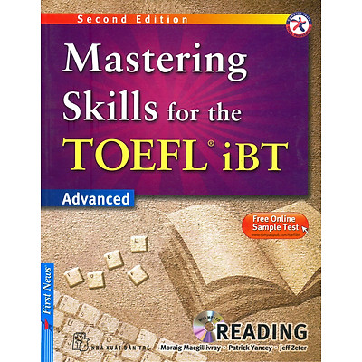 Mastering Skills For The Toefl Ibt - Reading
