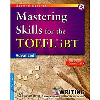 Mastering Skills For The Toefl IBT  Writing - Kèm 1 CD
