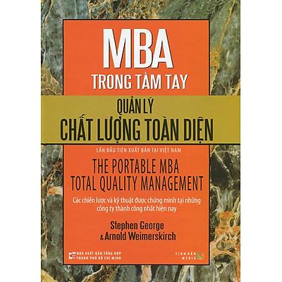 MBA Trong Tầm Tay - Quản Lý Chất Lượng Toàn Diện