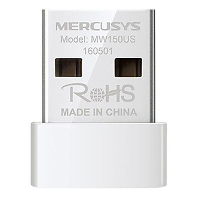 USB Wifi Mini Chuẩn N Mercusys MW150US (150Mbps) - Hàng Chính Hãng