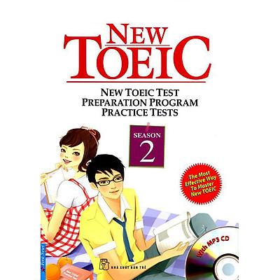 New Toeic 400 - Season 2 (Không Kèm CD)