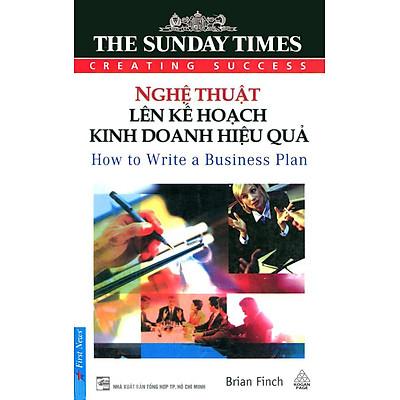 Sunday Times - Nghệ Thuật Lên Kế Hoạch Kinh Doanh Hiệu Quả