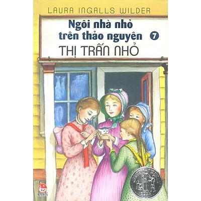 Ngôi Nhà Nhỏ Trên Thảo Nguyên - Tập 7 (Thị Trấn Nhỏ)