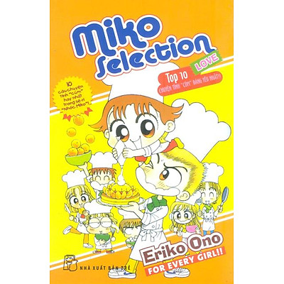 Miko Selection - Top 10 Love