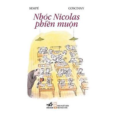Nhóc Nicolas Phiền Muộn