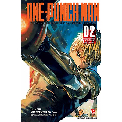 One Punch Man - Tập 2