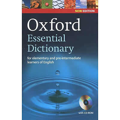 Oxford Essential Dictionary (With CD-ROM)