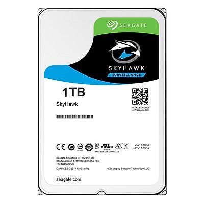 Ổ Cứng HDD Video Seagate SkyHawk 1TB ( ST1000VX005 ) - Hàng chính hãng