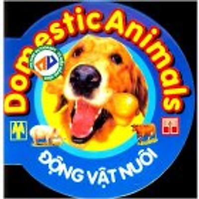 Từ Điển Anh - Việt Bằng Hình: Domestic Animals - Động Vật Nuôi