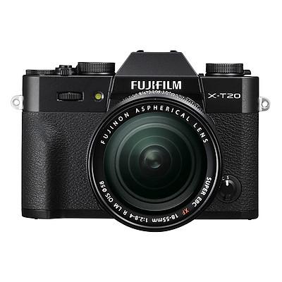 Máy Ảnh Fujifilm X-T20 (24.3MP) + Lens 18-55mm - Hàng Chính Hãng