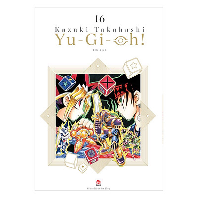 Yu-Gi-Oh! - Vua Trò Chơi - Tập 16