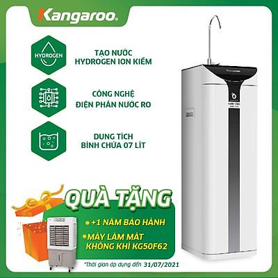 Máy lọc nước Kangaroo Hydrogen ion kiềm KG100ES1 - hàng chính hãng
