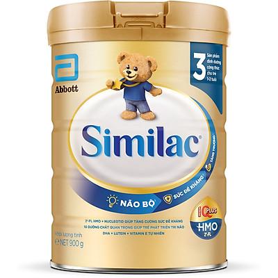 Sữa Bột Abbott Similac 3 900g