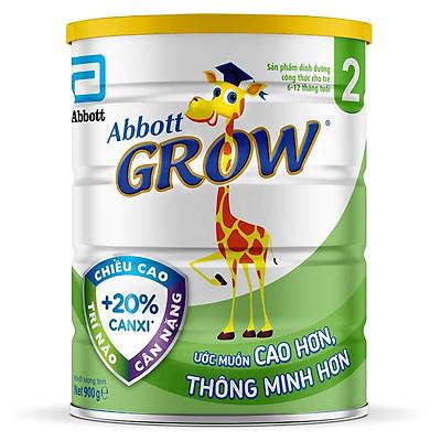 Sữa Bột Abbott Grow 2 900g
