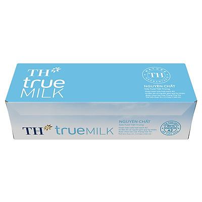 Thùng Sữa Tươi Tiệt Trùng Nguyên Chất A2 TH True Milk (500ml x 12 Hộp)
