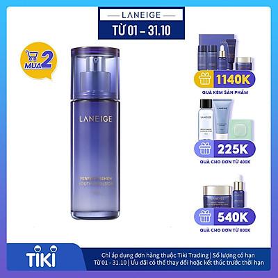 Nước cân bằng giúp ngăn ngừa lão hóa da LANEIGE Perfect Renew Youth Skin Refiner 120ml