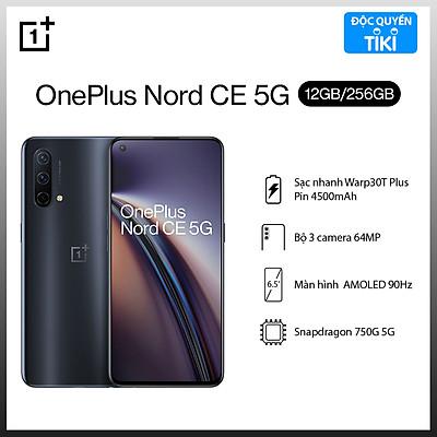 Điện Thoại OnePlus  Nord CE 5G (12GB/256G) - Hàng Chính Hãng