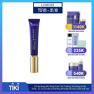 Kem ngăn ngừa lão hóa chứa Retinol cho da mắt và da mặt Perfect Renew Retinol Eye Cream For Face 30ml