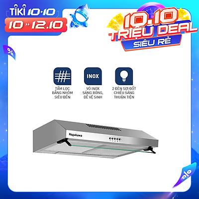 Máy Hút Mùi Vỏ Inox Nagakawa NAG1801-90T (90cm) - Hàng chính hãng