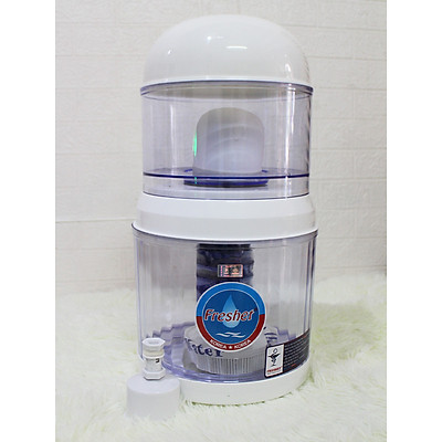 Bình lọc nước ÚP MÁY NÓNG LẠNH cao cấp Freshet Hàn Quốc chính hãng