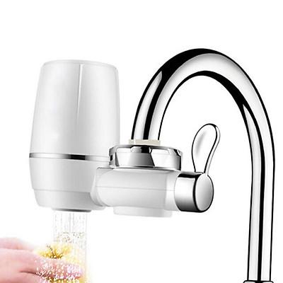 Bộ Lọc Tại Vòi Ceramic Cao Cấp ZSW-010A / 010B, Lọc trực tiếp tại vòi nước, Dể sử dụng và bảo trì thiết lọc, Lọc cặn bẩn có hại trong nước như clo và diệt khuẩn, Thiết kệ hiện đại với nhiều đầu kết nối đa năng