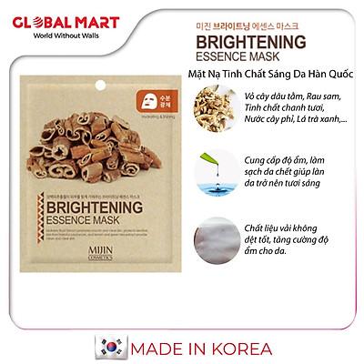Mặt Nạ Hàn Quốc Trắng Da Mijin Brightening Essence Mask
