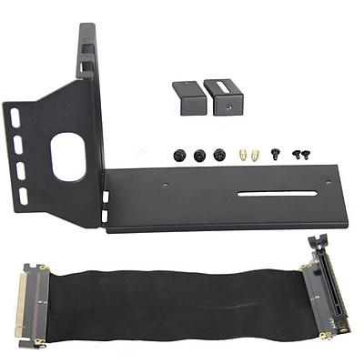 Bộ kit hỗ trợ lắp đứng VGA Card - Kèm dây Riser