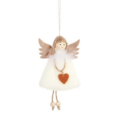 Siaonvr Christmas Angel Ornament Christmas Tree Hanging Decoration Pendant Gift New