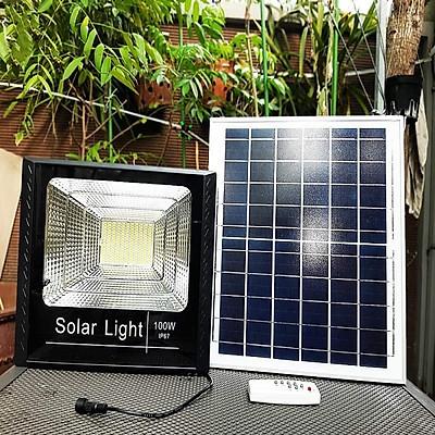 Đèn Pha năng lượng mặt trời Solar Light 100W