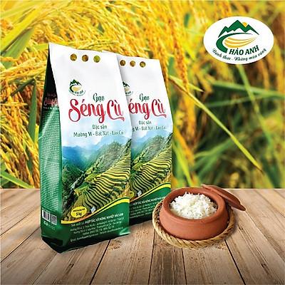 [ Chỉ giao HN] - Gạo Séng cù Lào Cai - Túi 5kg