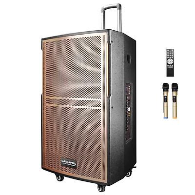 Loa Kéo Di Động Karaoke Bass 30 Daichipro DCP-12A (600W) 3 Tấc - Chính Hãng