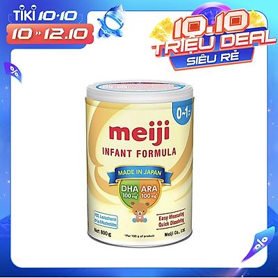 Sữa Bột Meiji 0-1 Infant Formula (800g)