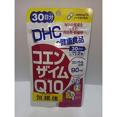 Viên Uống Chống Lão Hóa, Trẻ Hóa Da DHC COENZYME Q10 (30 or 90 ngày). Nhật Bản