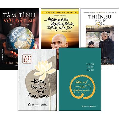 Combo 5 Cuốn: Những Quyển Sách Hay Của Thiền Sư Thích Nhất Hạnh