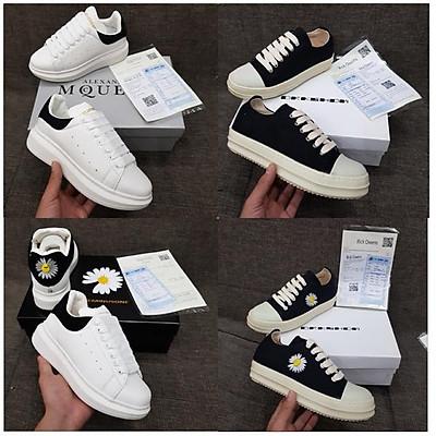Giày thể thao M Q & R O full hộp bin bản hoa cúc