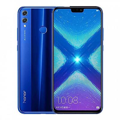 Điện thoại Honor 8X (4GB/64GB) - Hàng Chính Hãng  - Tặng kèm Honor Swan Speaker (Loa bluetooth)