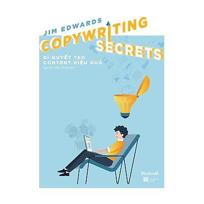 Sách - Copywriting Secrets – Bí Quyết Tạo Content Hiệu Quả (tặng kèm bookmark)