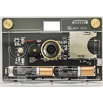 Máy ảnh kỹ thuật số Paper Shoot chính hãng, 13MP CMOS, 10s 1080p Video CROZ Series