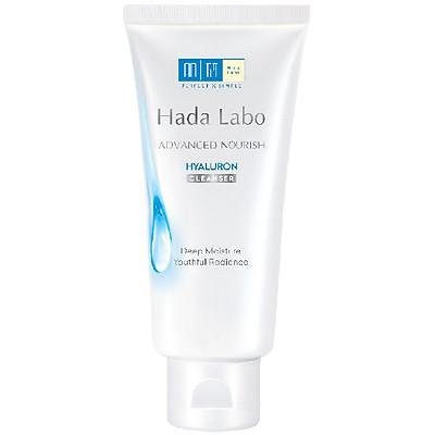 Kem Rửa Mặt Dưỡng Ẩm Tối Ưu Hada Labo Advanced Nourish Hyaluron Cleanser (80g)