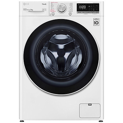Máy giặt LG Inverter 9 kg FV1409S4W - Chỉ giao Hà Nội
