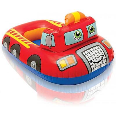 Phao bơi trẻ em hình ô tô xỏ chân cho bé 1-3 tuổi