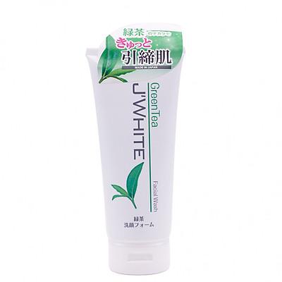 Sữa rửa mặt J'WHITE tinh chất Trà Xanh Nhật Bản. - JWTX