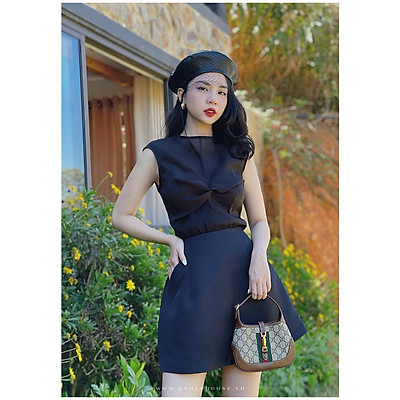 Áo đen tơ xoắn, Peace House Clothing