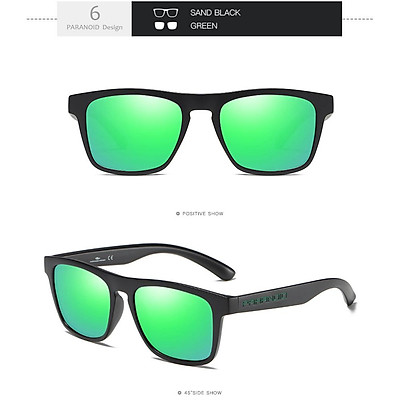 Men Women Stylish Sport UV400 Polarized Driving Sun Glasses