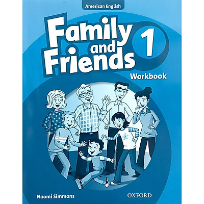 Family and Friends 1: Workbook (American English Edition)