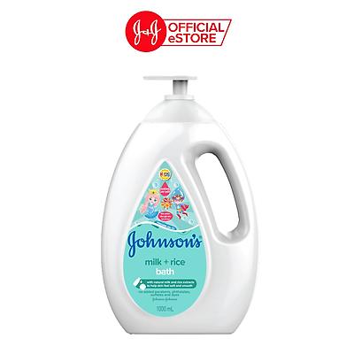 Sữa Tắm Johnson's Baby cho Bé - Dung Tích 1000ml